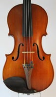 Advanced violin F X Drozen
