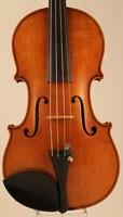 fine violin by Eugene Langonet