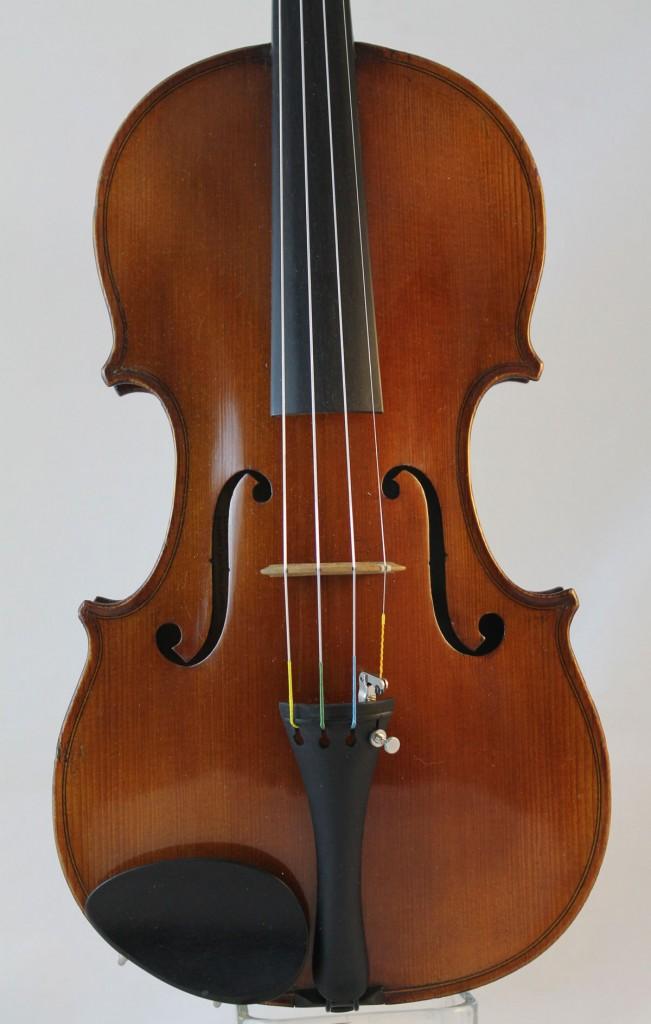 Leon Mougenot violin