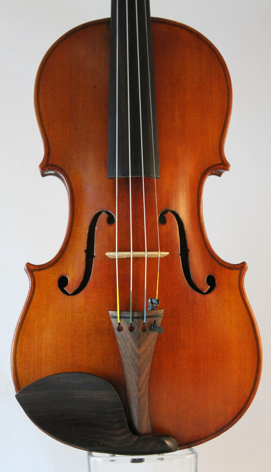 F X Drozen violin front