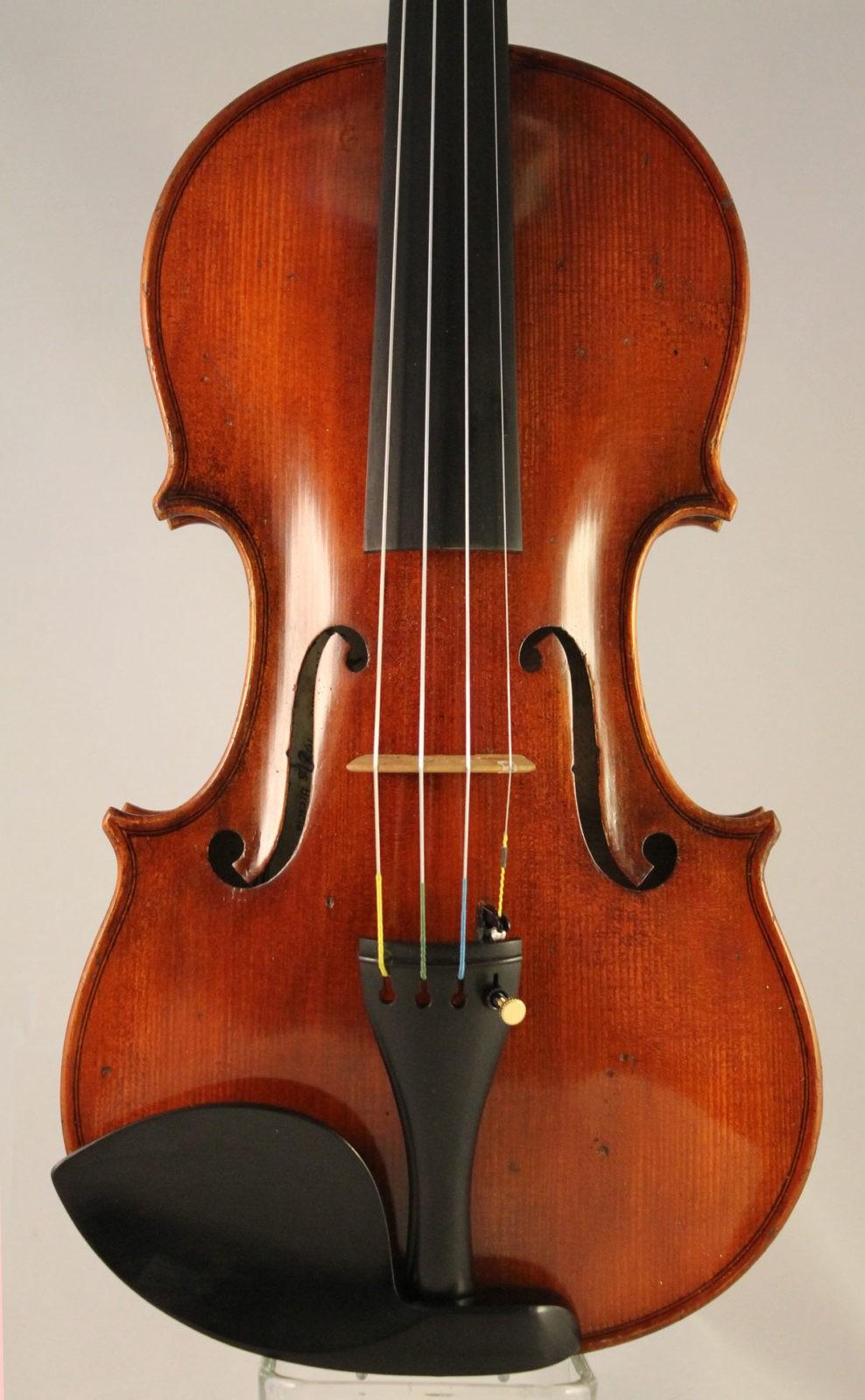 stefani violin front