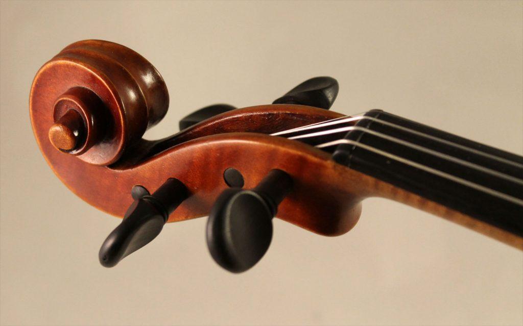 ernst h roth violin