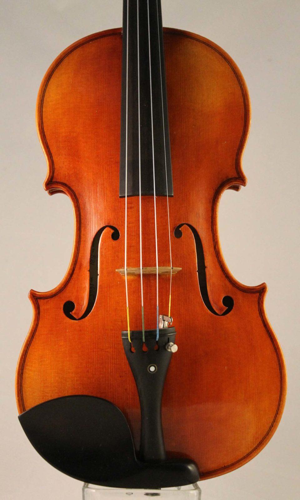 Rudolf Buchner Violin
