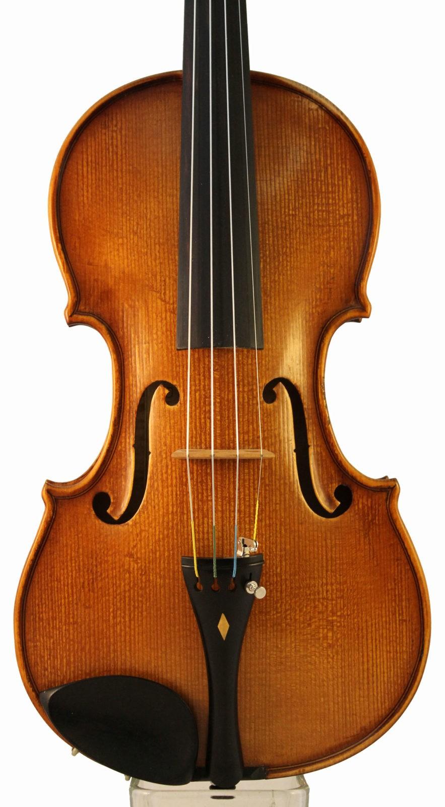 Luigi Digiuini Italian violin