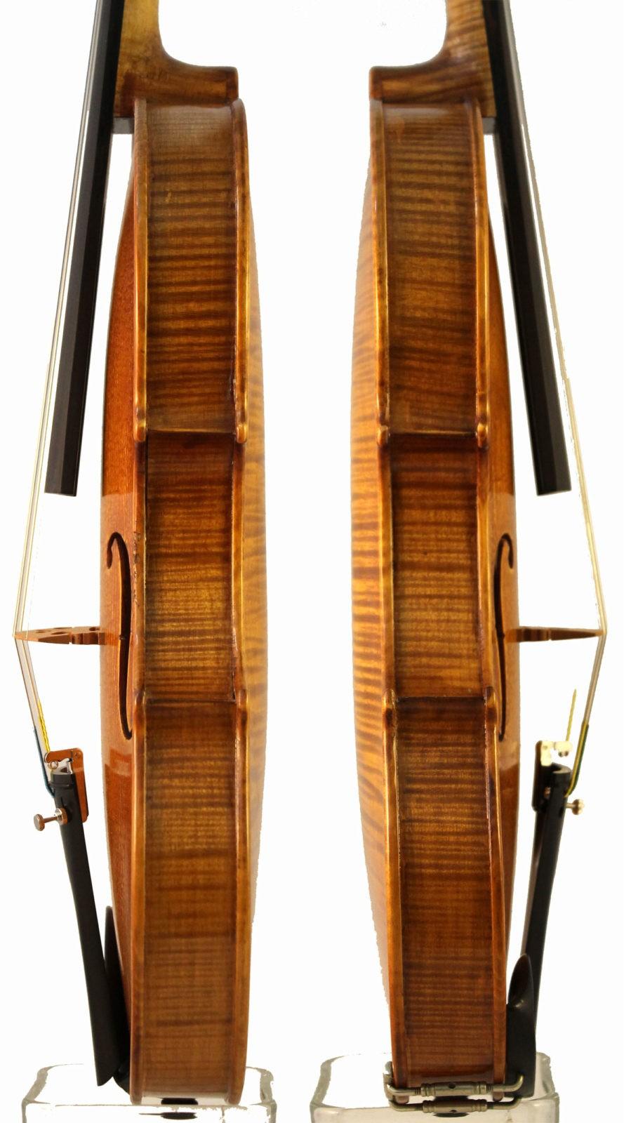 Luigi Digiuini Italian violin sides