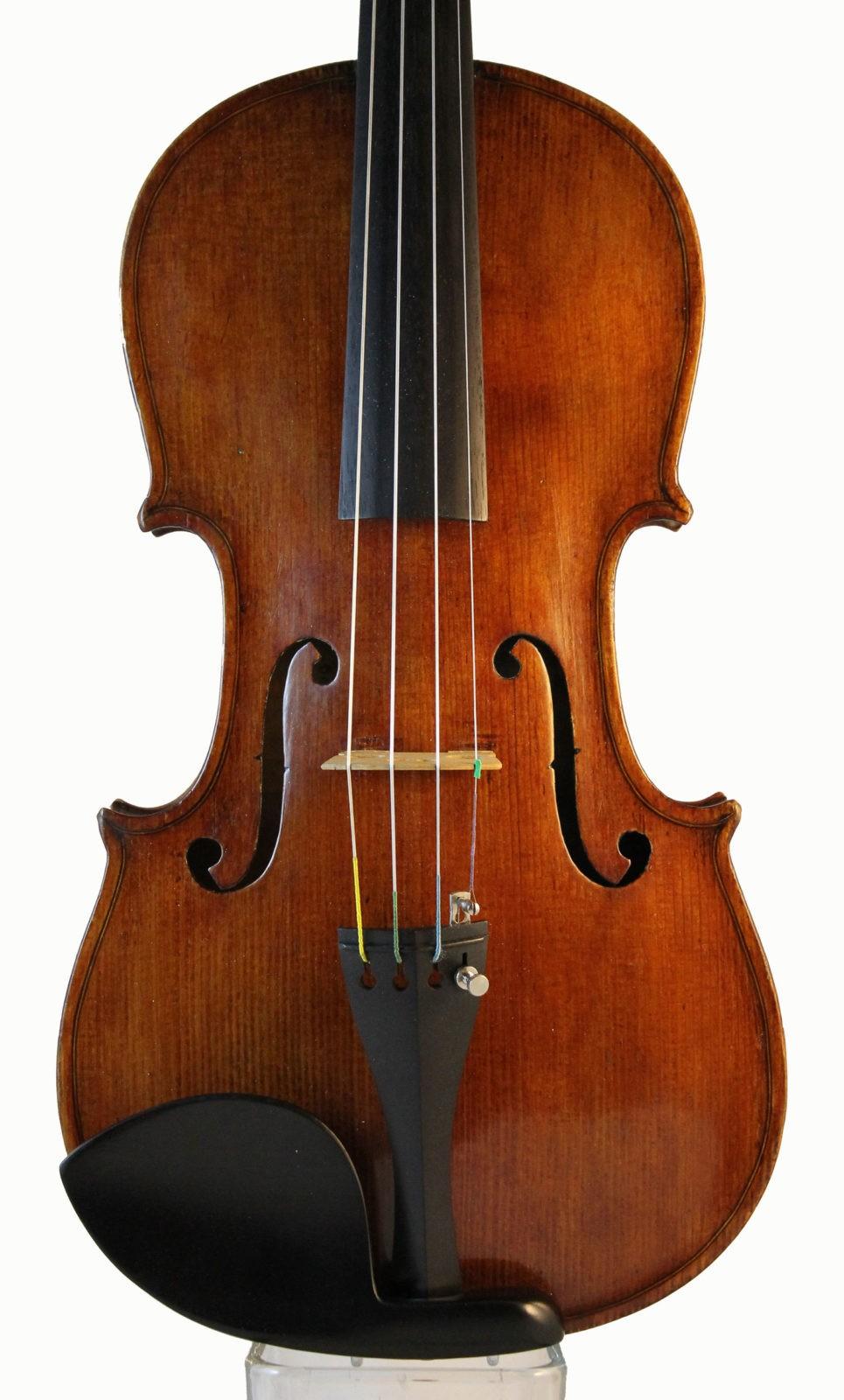 Roth Lederer violin