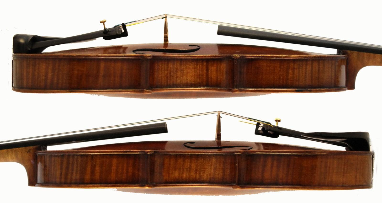 Roth Lederer violin sides