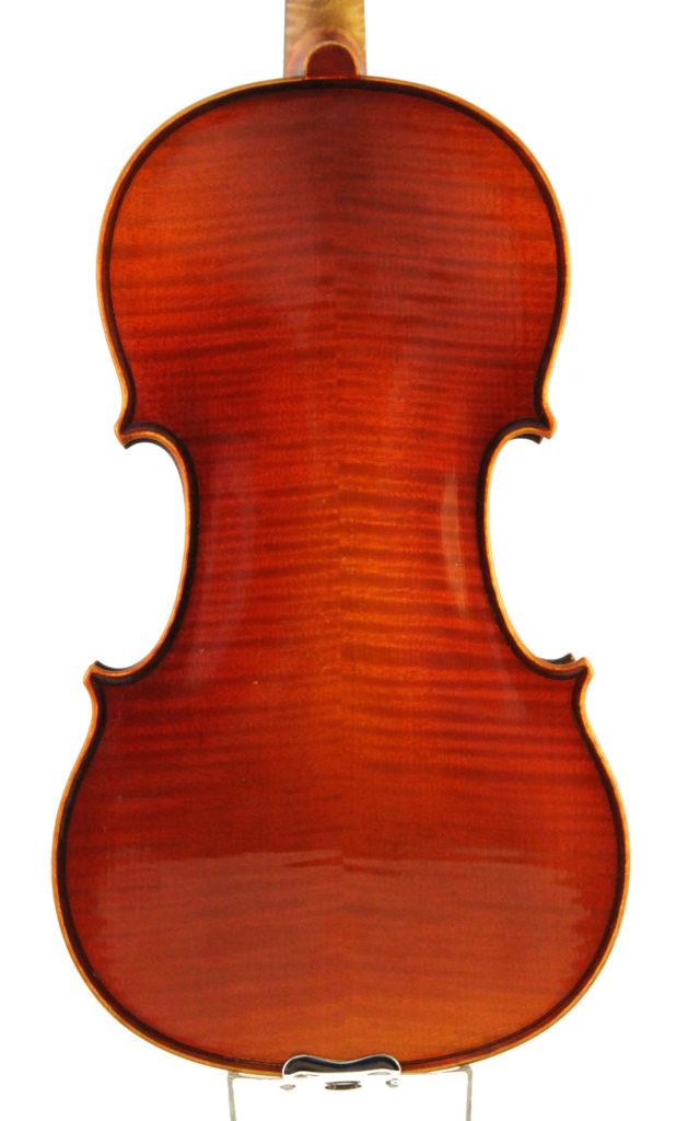 eugen meinel violin back