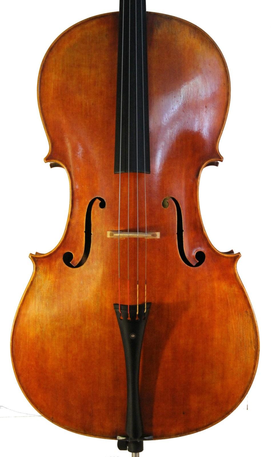 Leon Mougenot Gauche Cello - front
