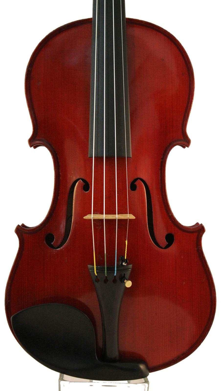 roth lederer violin - front