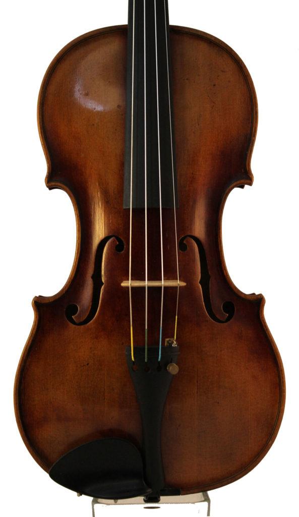 Albin O Schmidt violin