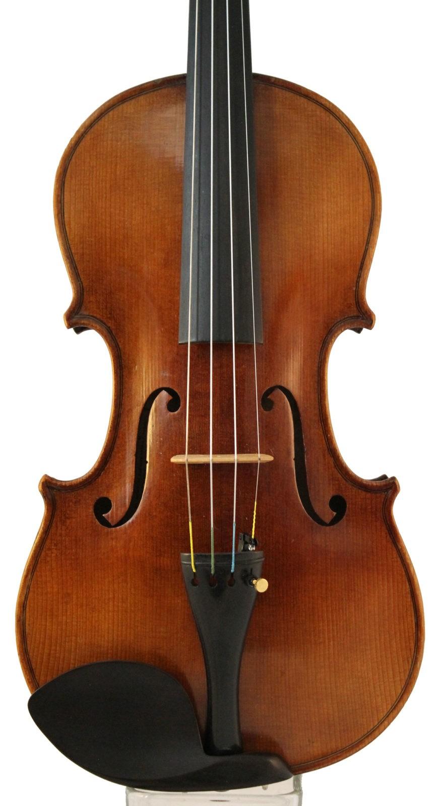 george l dykes violin