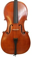 DeLuccia european cello
