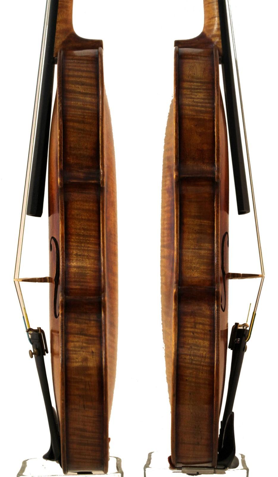 Albin O Schmidt violin sides