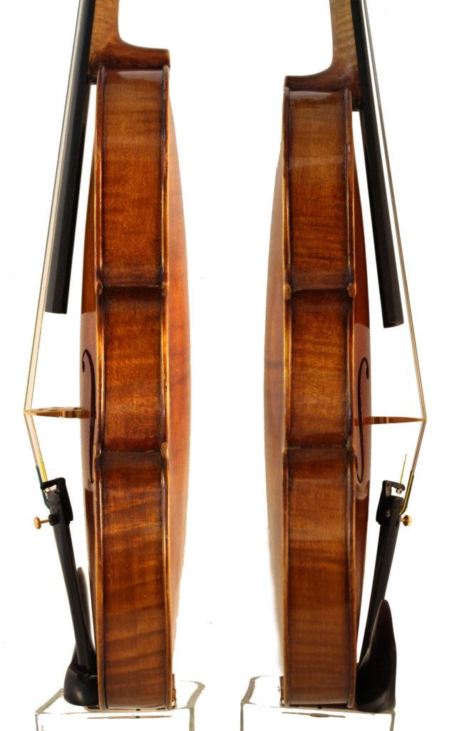 george l dykes violin sides