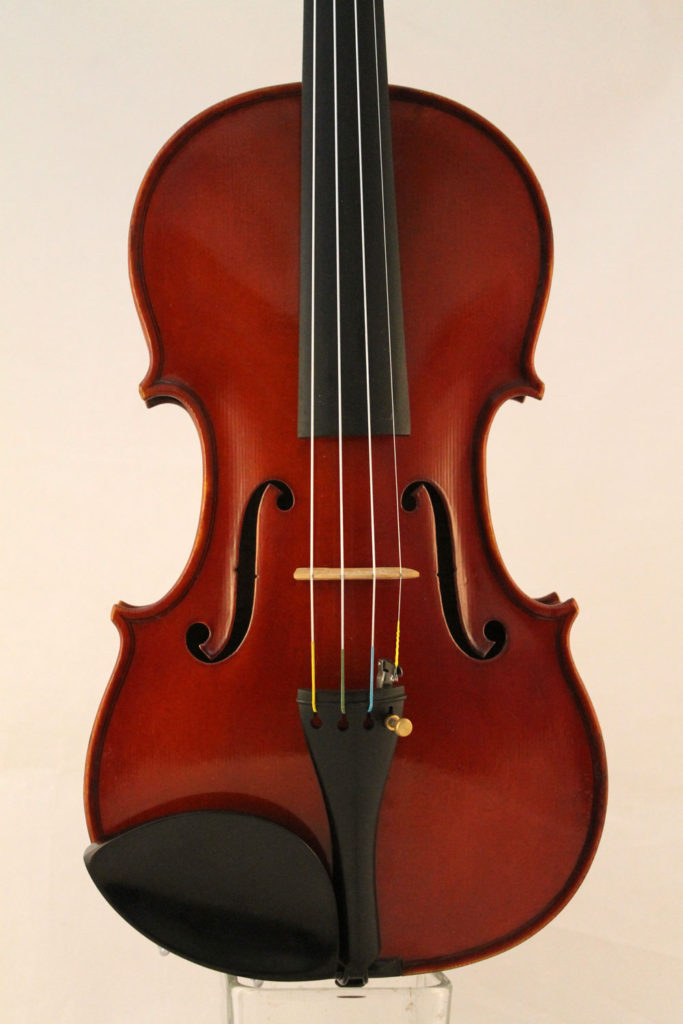 Sabastien Auguste Deroux Violin