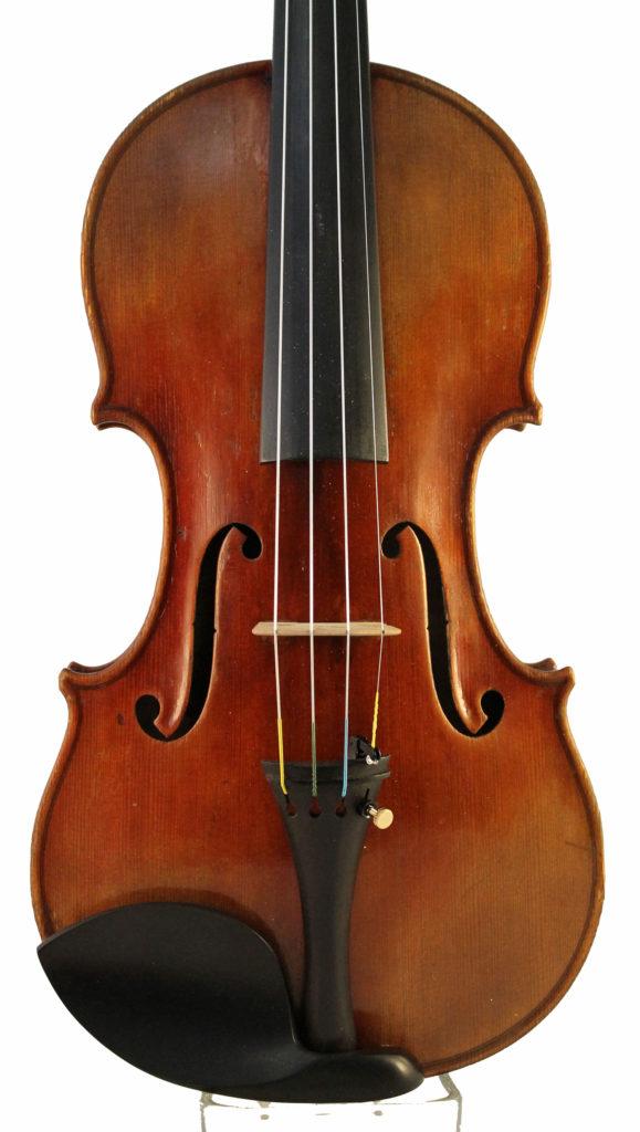 Hermann Geipel violin