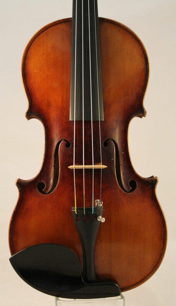 Robert Glier Jr Violin