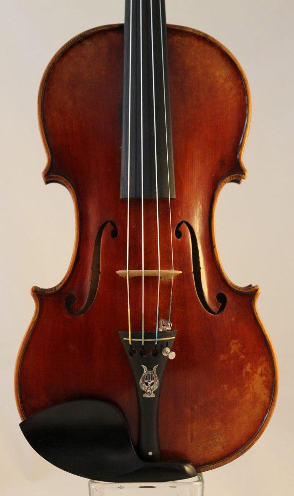 Michele De Luccia violin
