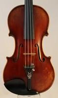 fine violin by Michele De Luccia